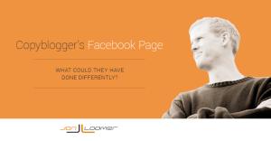 copyblogger-facebook-page